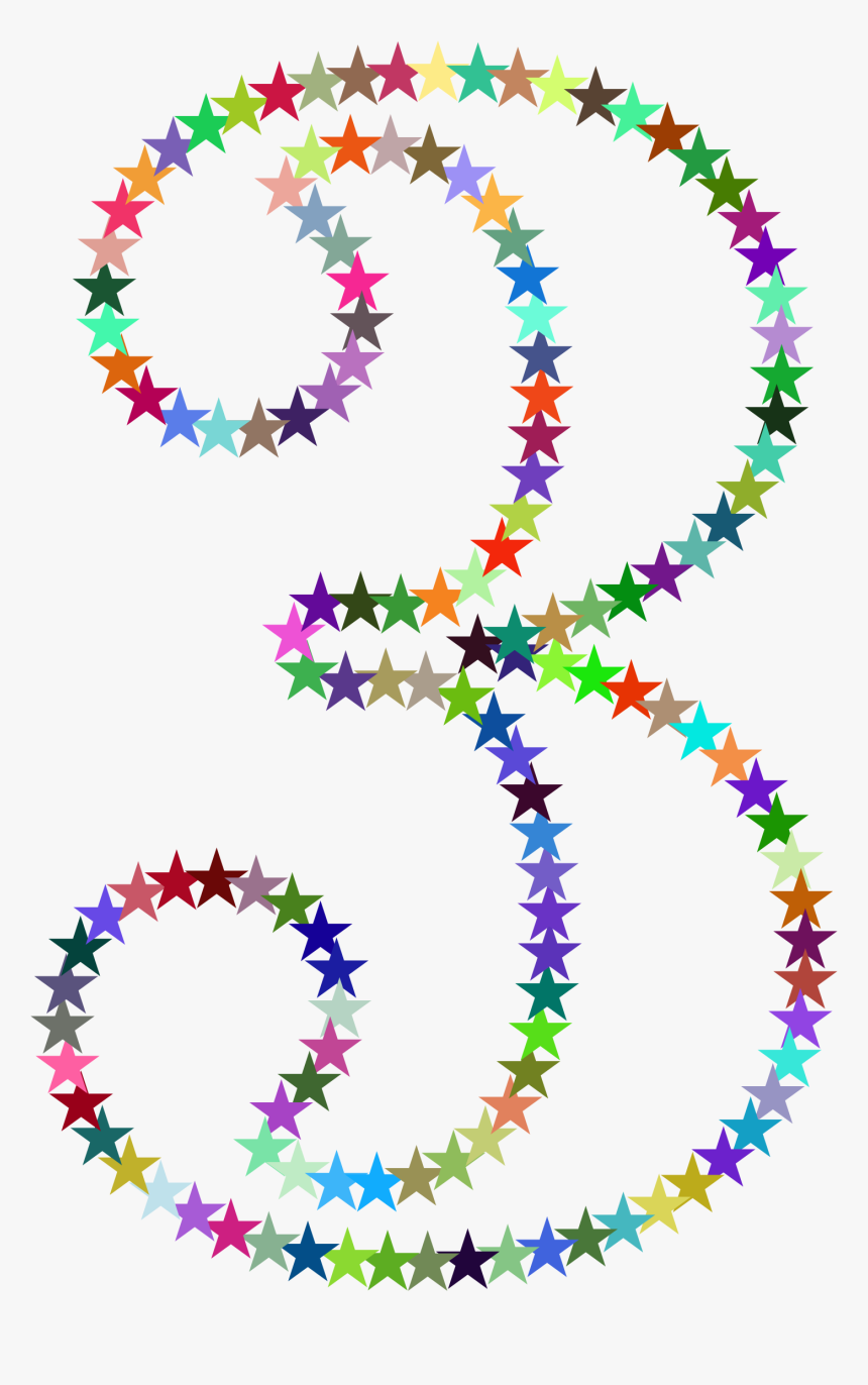This Free Icons Png Design Of Three Stars - Colored Stars, Transparent Png, Free Download
