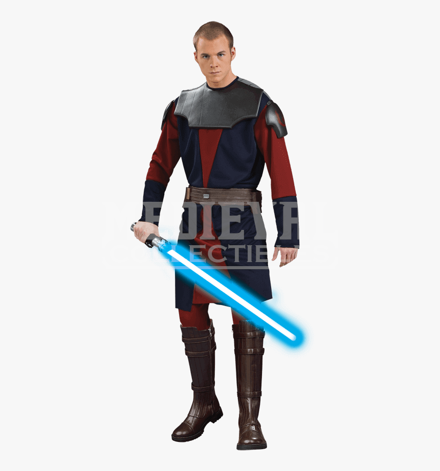 Transparent Anakin Skywalker Png - Star Wars Clone Wars Anakin Outfit, Png Download, Free Download