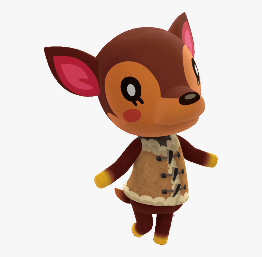 Animal Crossing Fauna Animal Crossing Characters Png