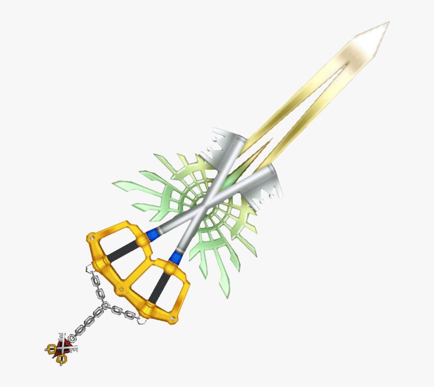 X Blade Kingdom Hearts, HD Png Download, Free Download