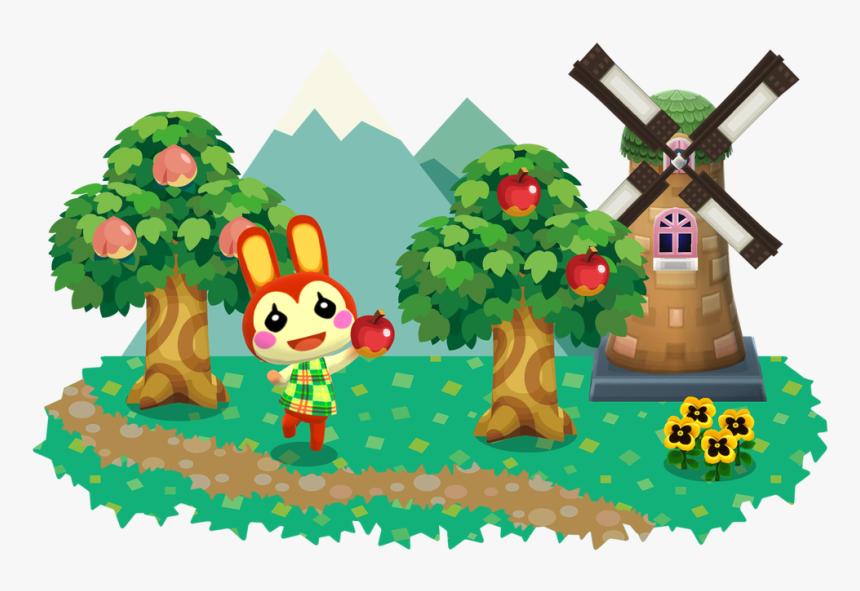 Animal Crossing Pocket Camp Backgrounds Hd Png Download Kindpng