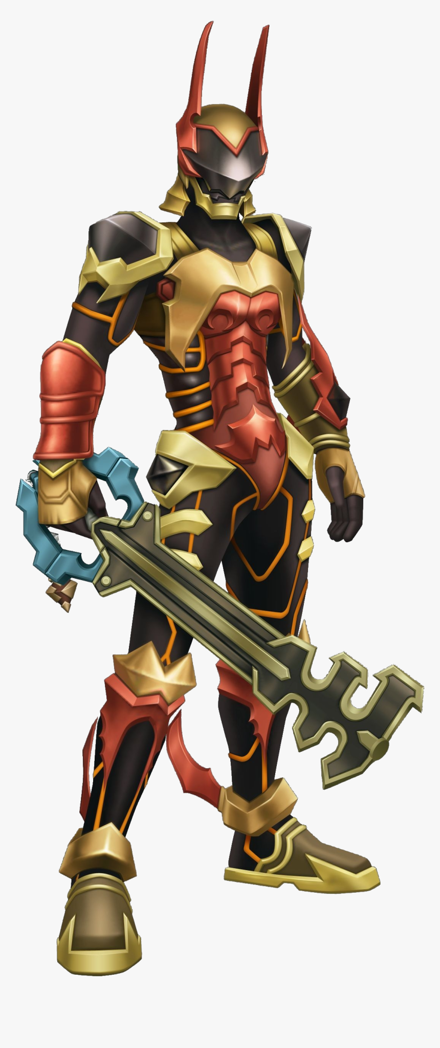 Kingdom Hearts Birth By Sleep Terra Armor, HD Png Download, Free Download