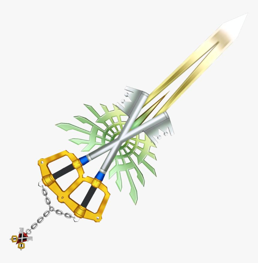 Χ-blade - X Blade Kingdom Hearts, HD Png Download, Free Download