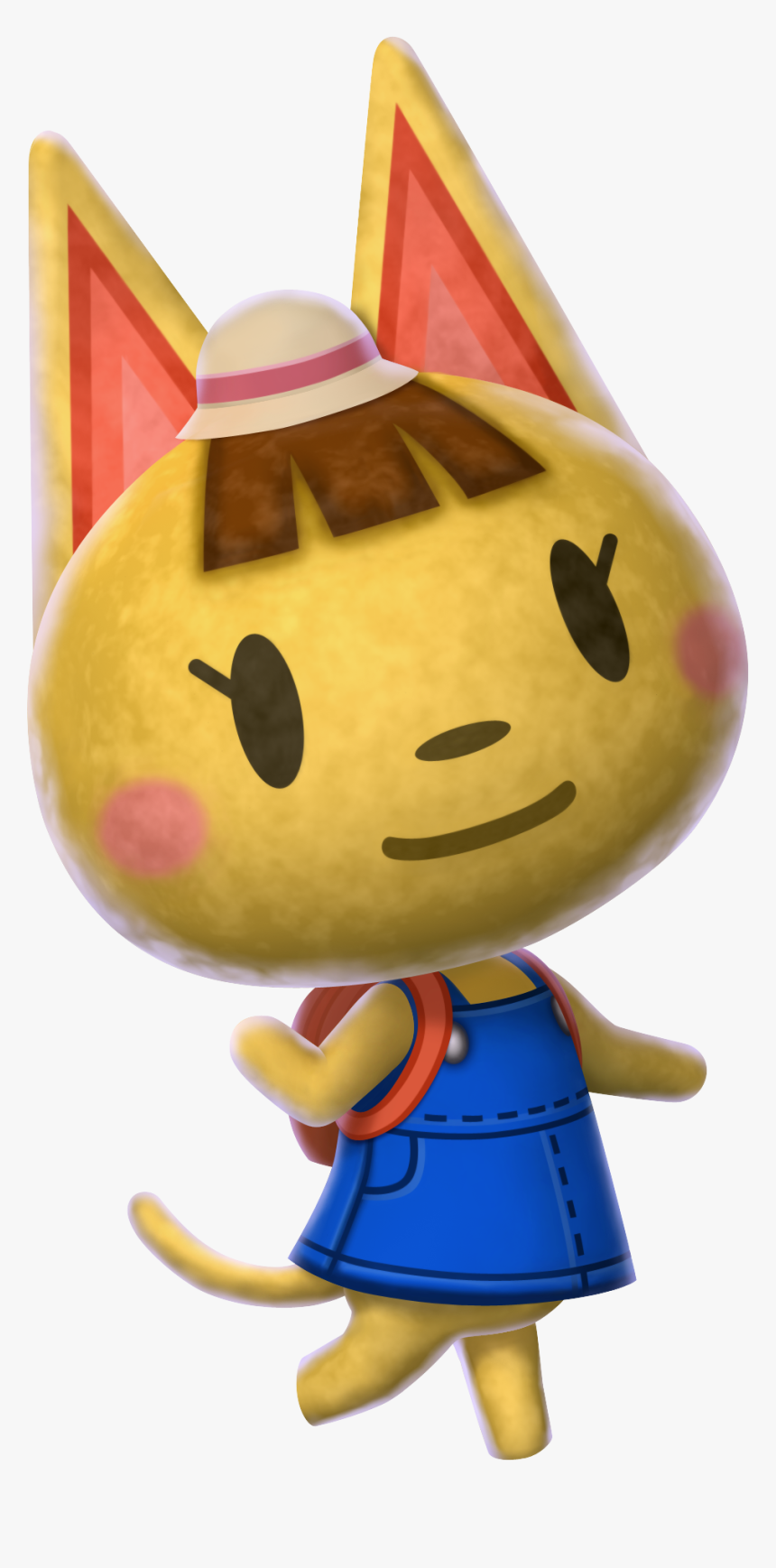 Katie From Animal Crossing Hd Png Download Kindpng