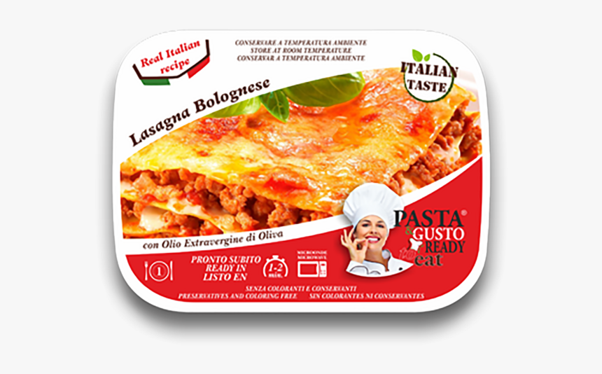 Ready To Eat Lasagna, HD Png Download, Free Download