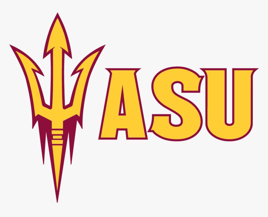 Arizona State University Vector - Arizona State Sun Devils Logo, HD Png Download, Free Download
