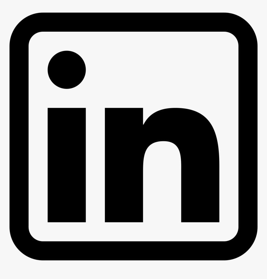 Facebook Instagram Twitter Linkdin - Sign, HD Png Download, Free Download