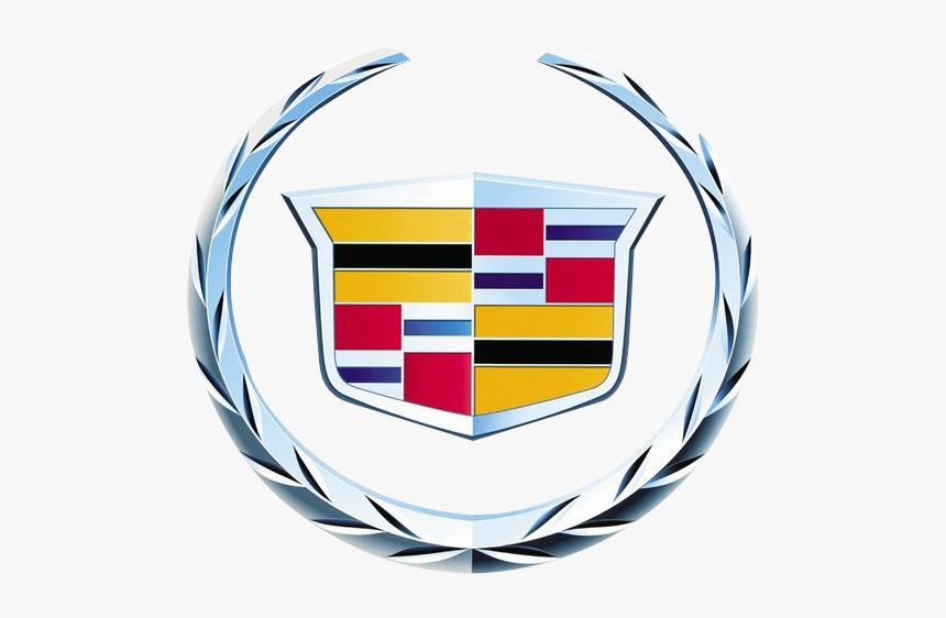 Cadillac Srx Car General Motors Cadillac Xts - Car Logo With Leaves, HD Png Download, Free Download