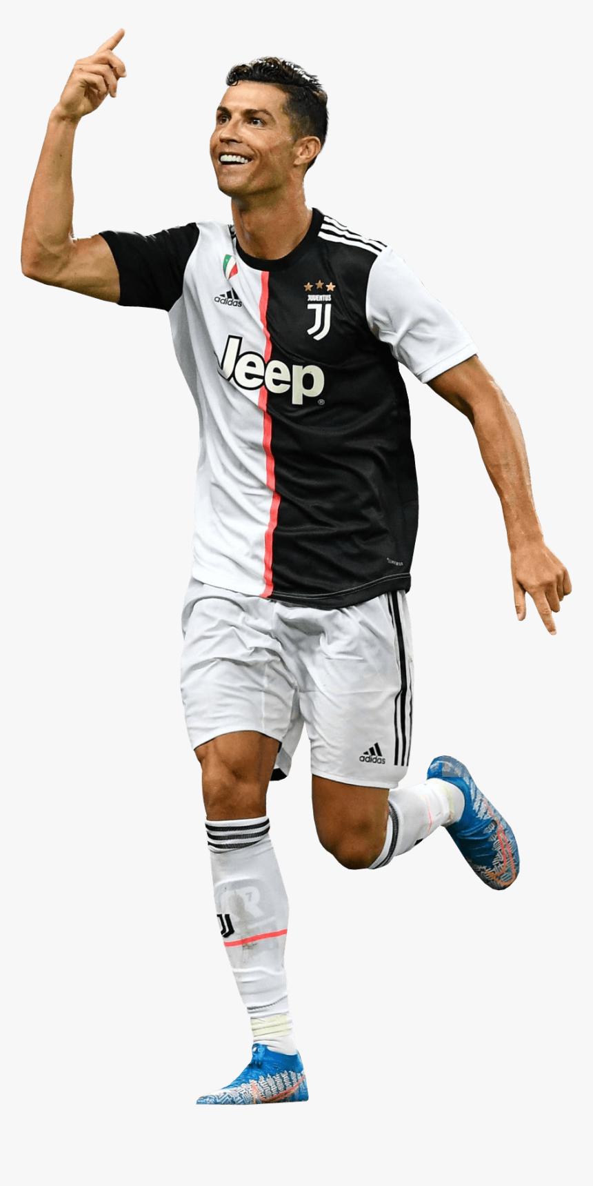 Cristiano Ronaldo Render Hd Png Download Kindpng