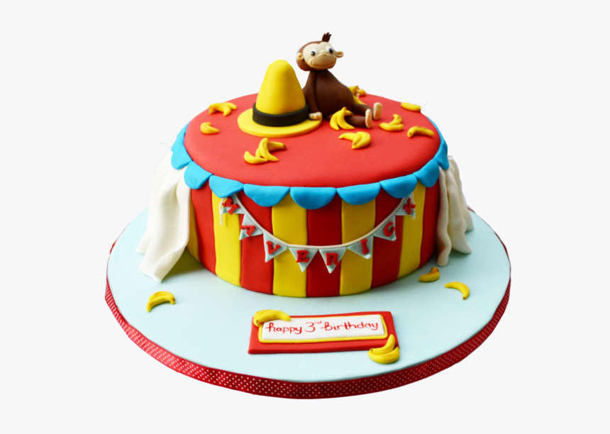 Phenomenal Curious George Book Transparent Background 1St Birthday Cake Png Funny Birthday Cards Online Sheoxdamsfinfo