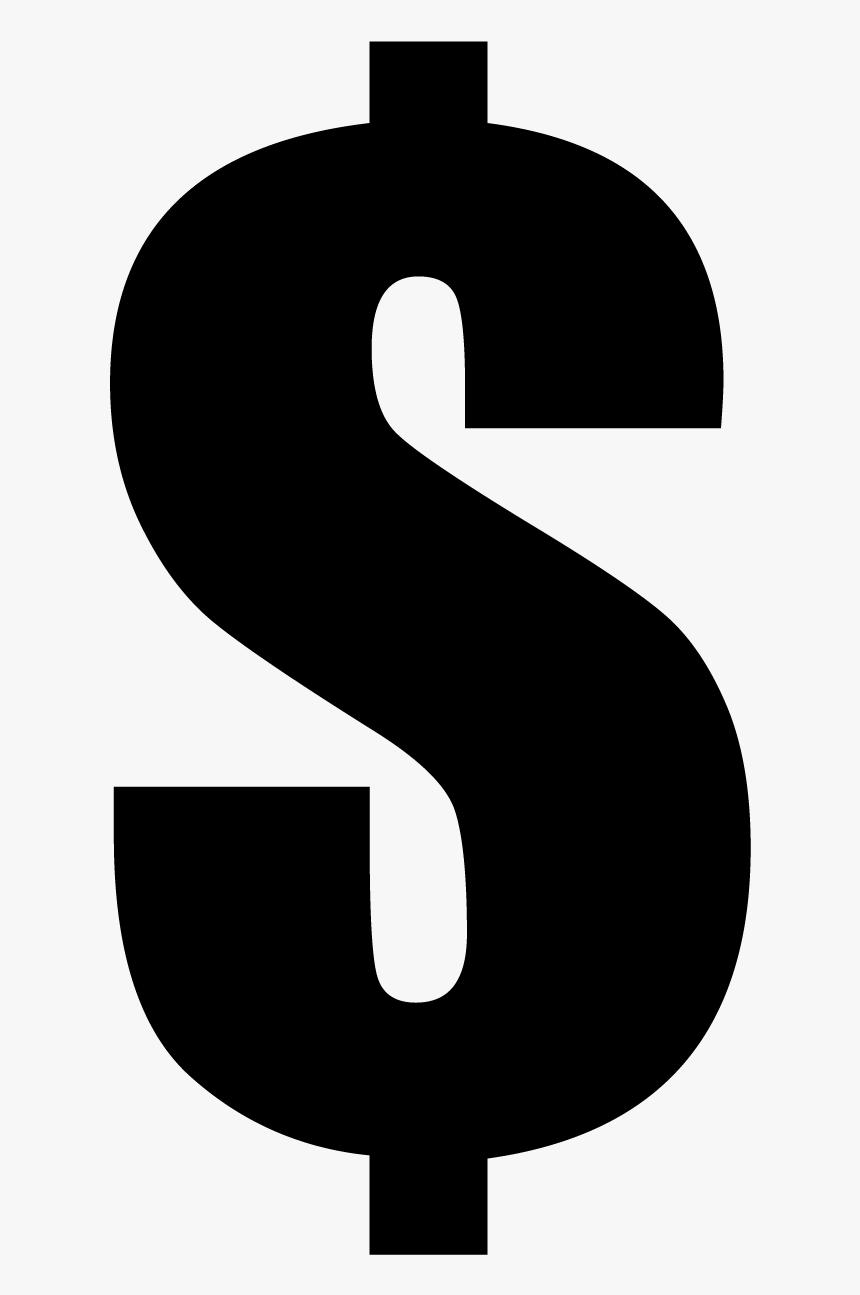 Dollar Sign Currency Symbol United States Dollar Clip - Transparent Background Dollar Signs Transparent, HD Png Download, Free Download