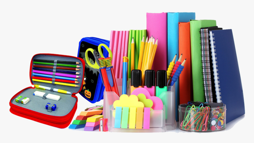 Office Supplies Stationery Paper School Supplies Pen - Venta De Material Escolar, HD Png Download, Free Download