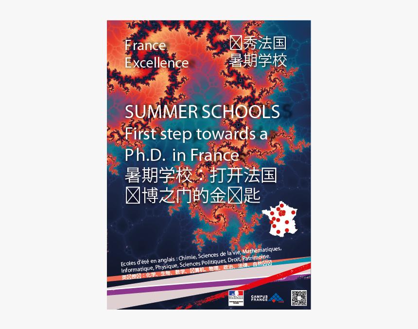 Flyer Visuel Eefe - Summer School En France, HD Png Download, Free Download