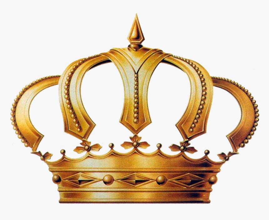 Gold Crown Keys Png - Gold King Crown Clipart, Transparent Png, Free Download