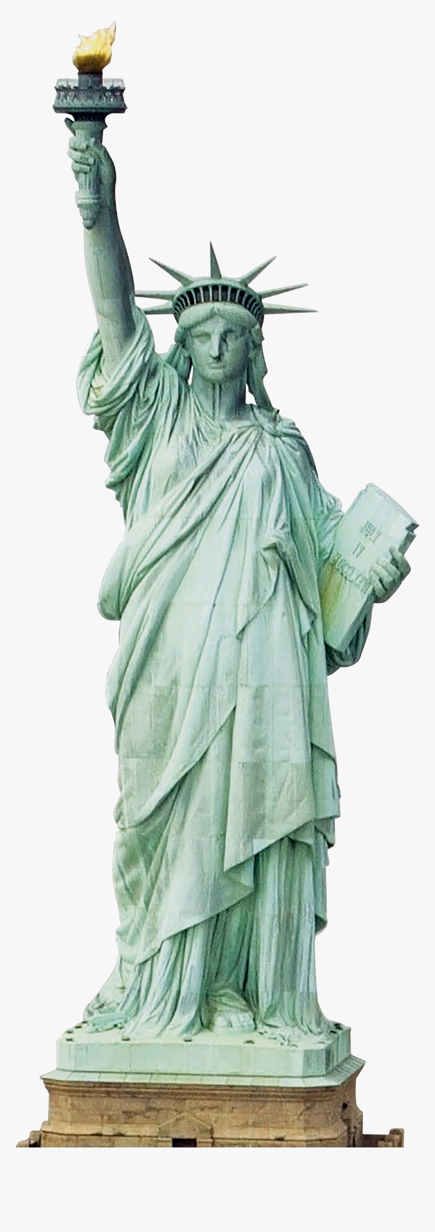 Statue Of Liberty, HD Png Download, Free Download