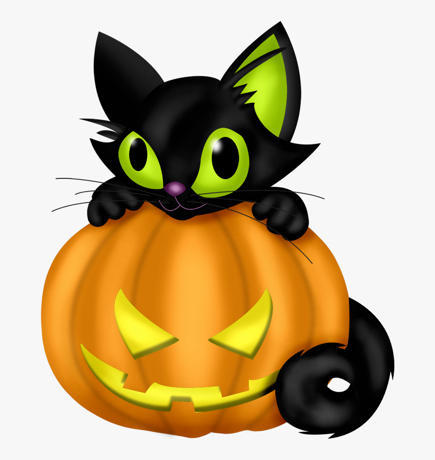 Http - //rosimeri - Minus - Com/mbvb4ov0nnhzl5 Halloween - Halloween Black Cat Clipart, HD Png Download, Free Download