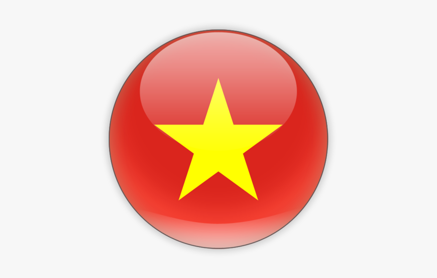 Download Flag Icon Of Vietnam At Png Format Vietnam Flag Circle Png Transparent Png Kindpng