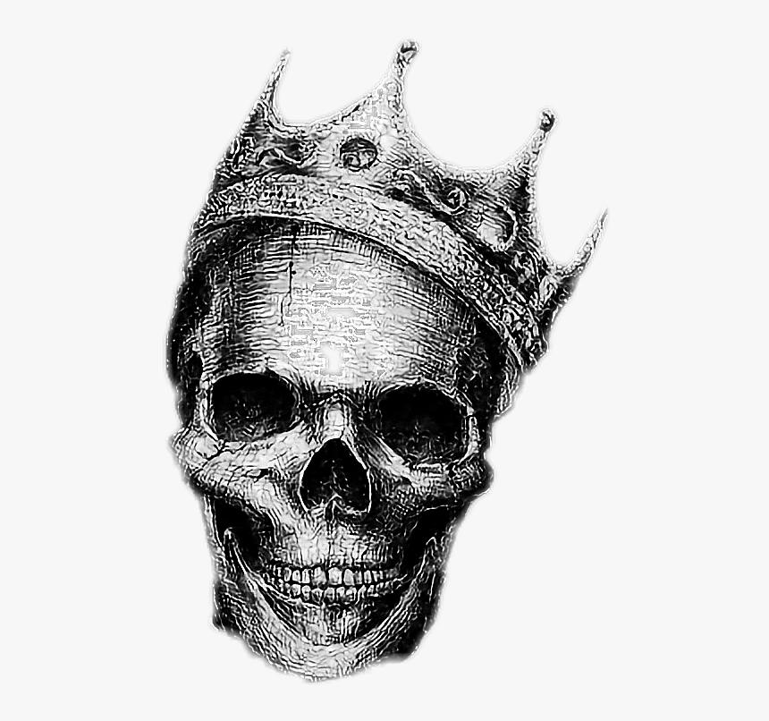 Transparent King Skull Png - Skull Designs, Png Download, Free Download