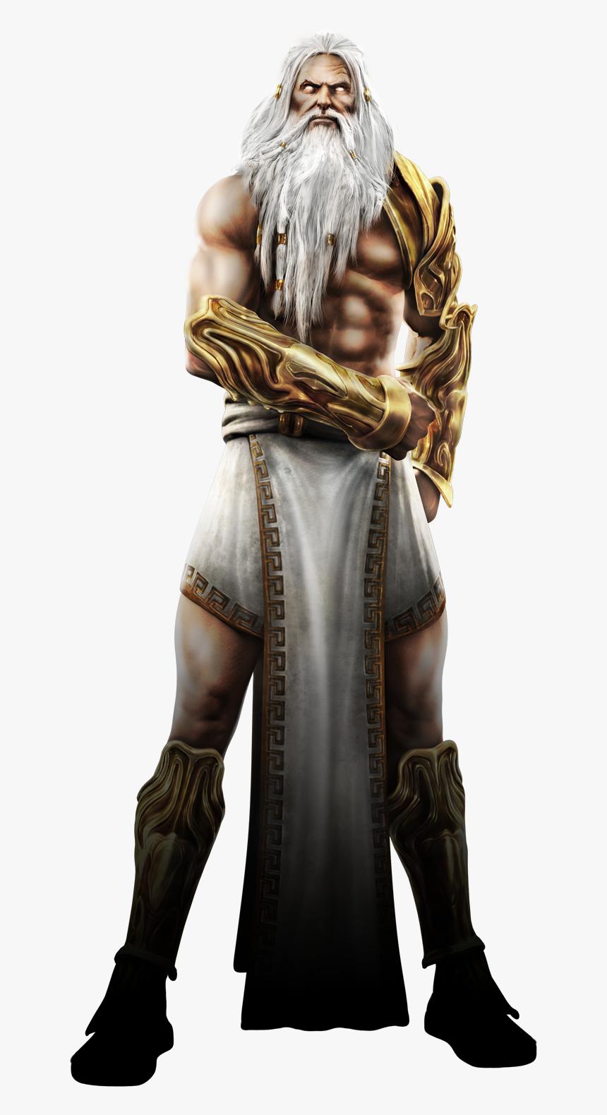 Transparent Avan Jogia Png - Zeus God Of War Png, Png Download, Free Download
