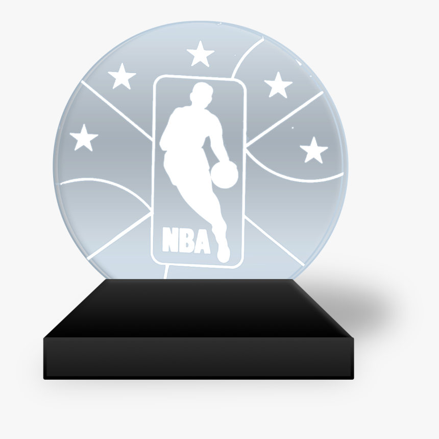 Transparent Trophy Clipart - Nba All Star Mvp Trophy, HD Png Download, Free Download