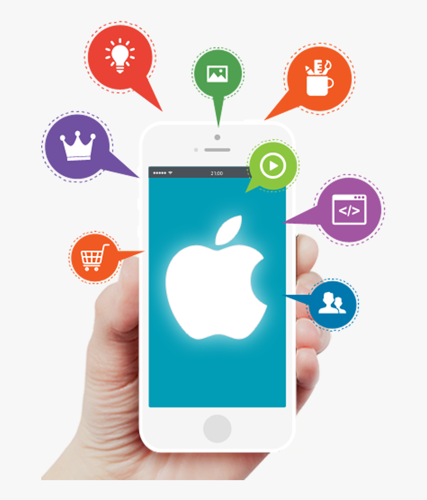 Ios Apps Development, HD Png Download, Free Download
