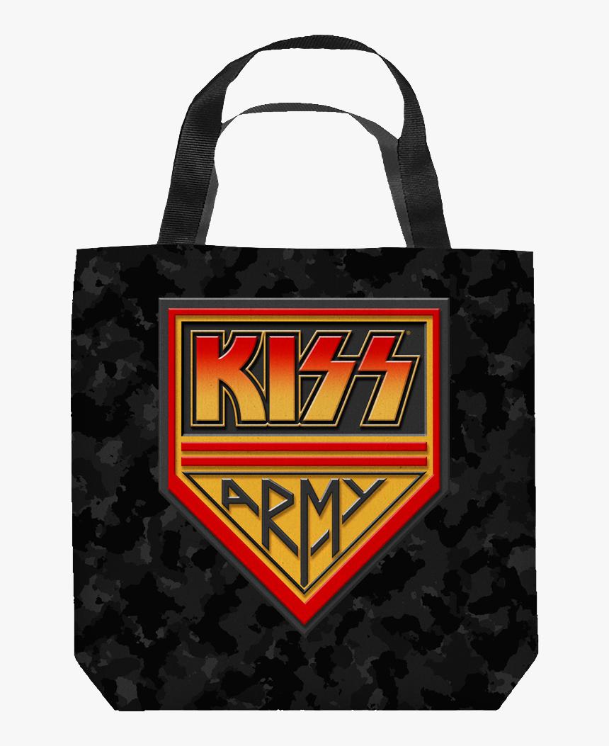 Kiss Army Tote Bag - Logo Kiss Army, HD Png Download, Free Download