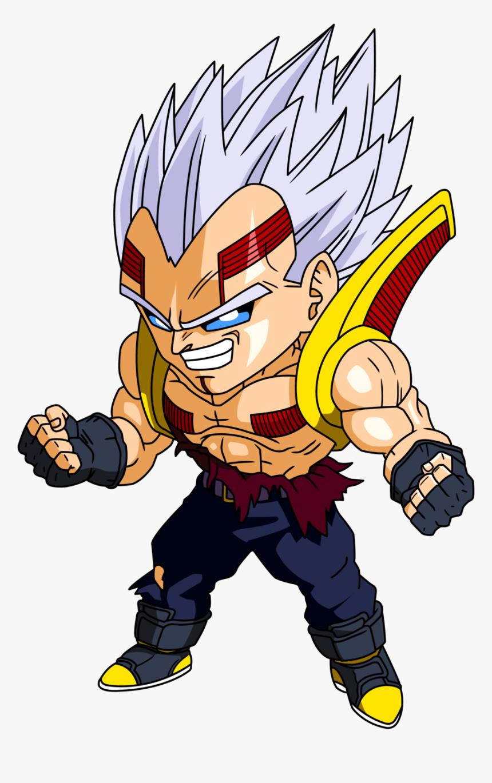Dragon Ball Z Mini Vegeta, HD Png Download, Free Download