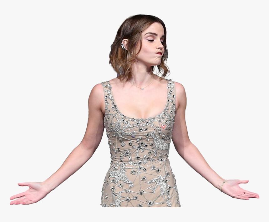Emma Watson Transparent Background , Png Download - Emma Watson Life Size Cutout, Png Download, Free Download