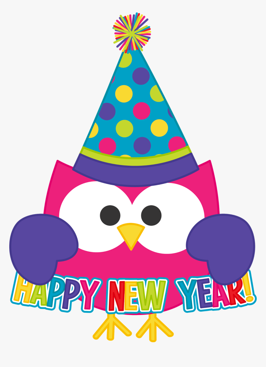 """New Year""""s Day Christmas Clip Art - Happy New Year Clip Art, HD Png Download, Free Download"""