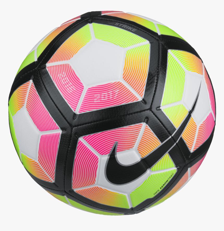 Transparent Nike Png Nike Rainbow Soccer Ball Png Download Kindpng