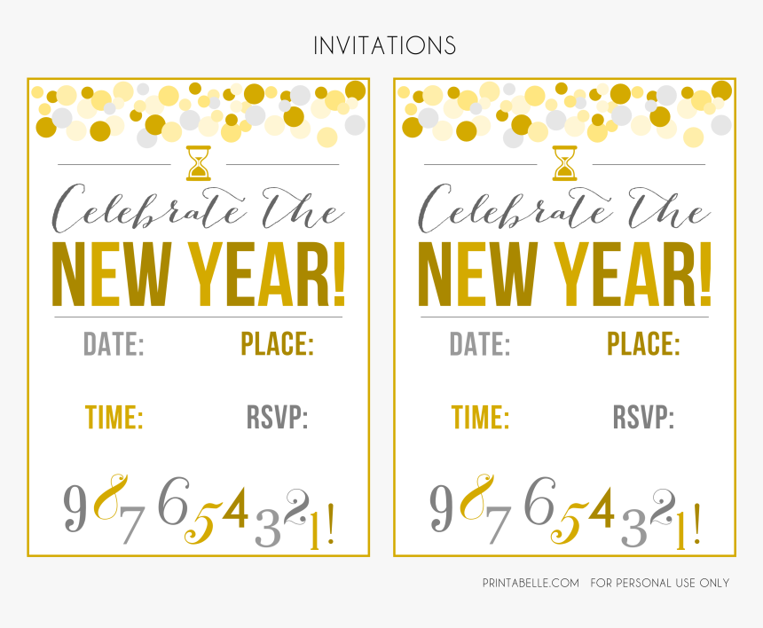 Transparent New Years Eve Clipart - Parallel, HD Png Download, Free Download