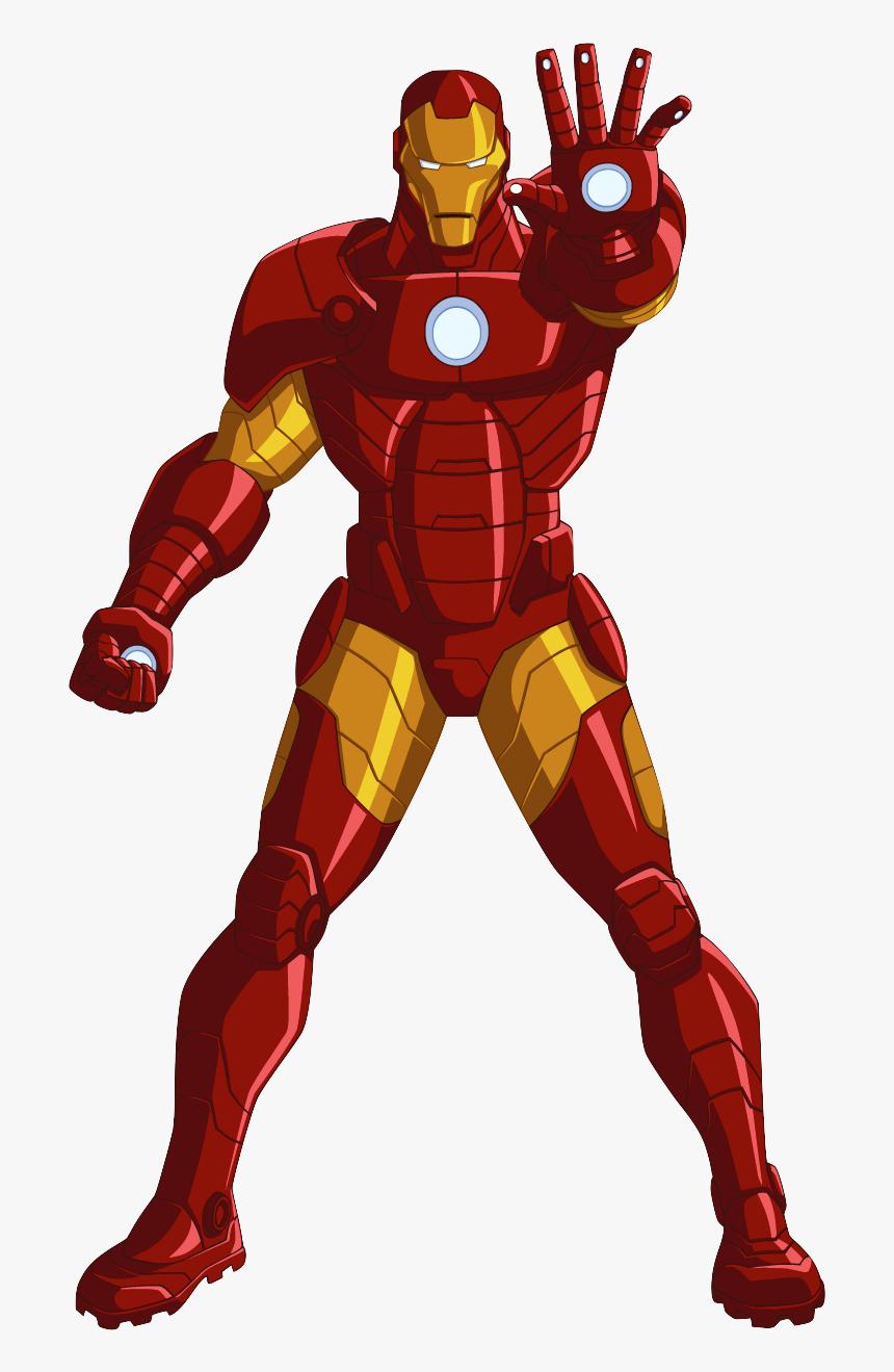 Iron Man Mark L - Cartoon Iron Man Suit, HD Png Download, Free Download