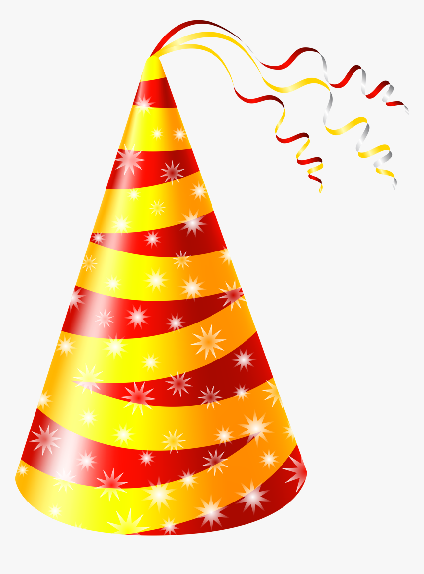 Happy Birthday Cap Png, Transparent Png, Free Download