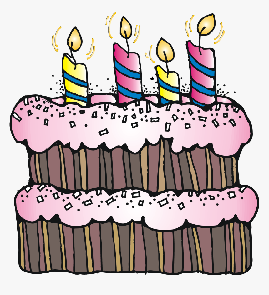 Cute Cake Clipart Birthday Cake Gif Png Transparent Png Kindpng