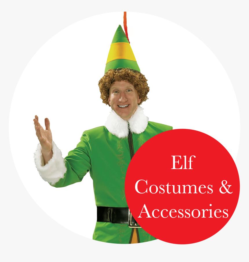 Buddy Elf Halloween Costume, HD Png Download, Free Download