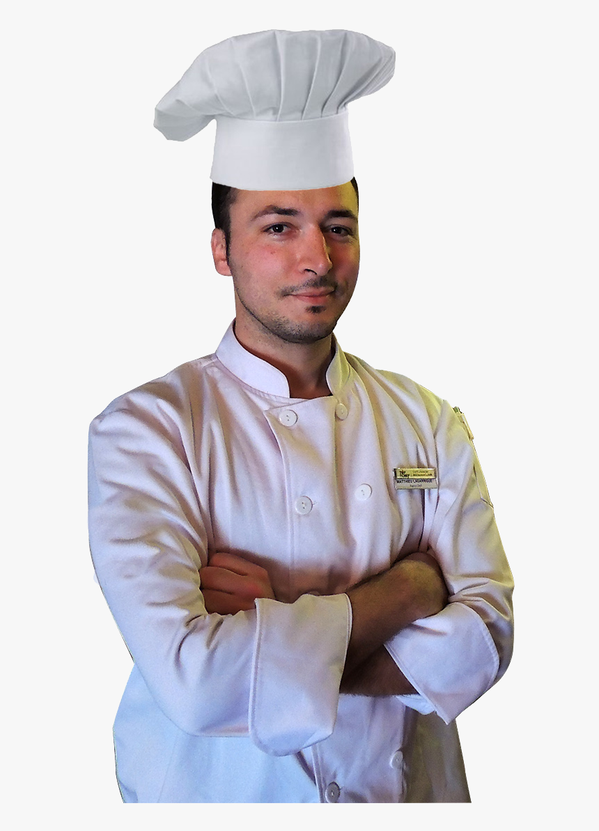 Pastry Chef Png - Gorro De Chef, Transparent Png, Free Download