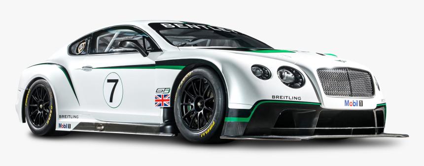 Bentley Continental Gt3 Png, Transparent Png, Free Download
