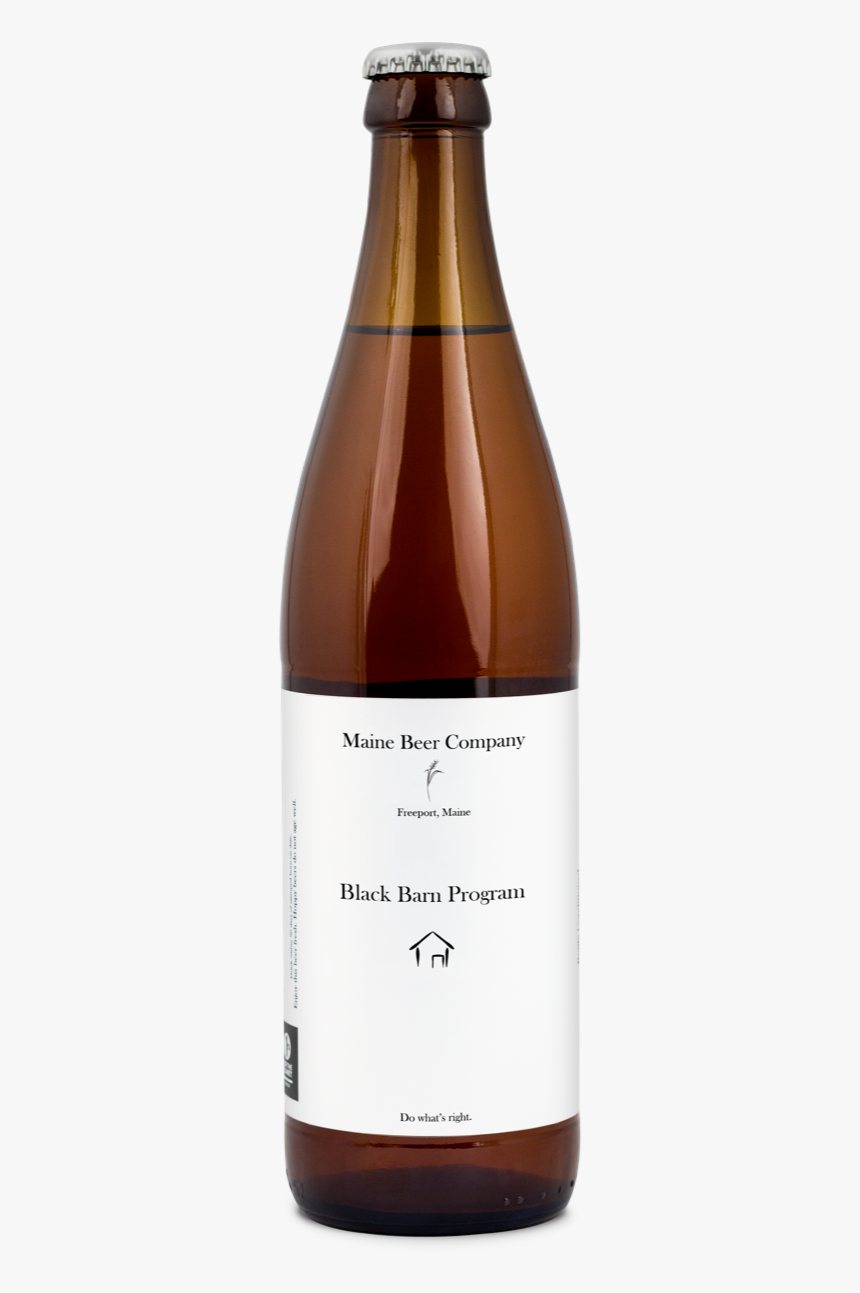 Black Barn Program - Maine Beer Company Lunch, HD Png Download, Free Download