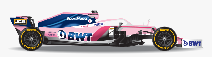 Racing Point 2019 Car, HD Png Download, Free Download