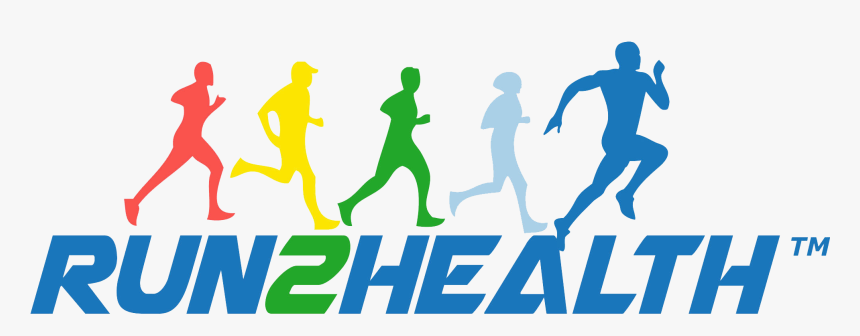 Run2health - Run For Health Png, Transparent Png, Free Download