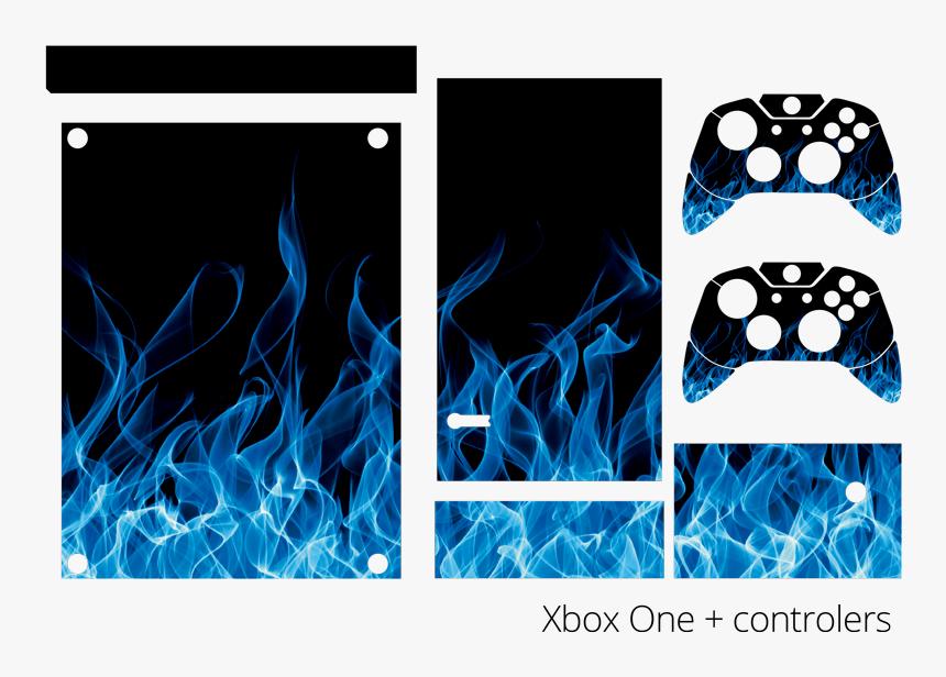 Transparent Blue Flames Png - Imagenes De Fuego Azul Hd, Png Download, Free Download