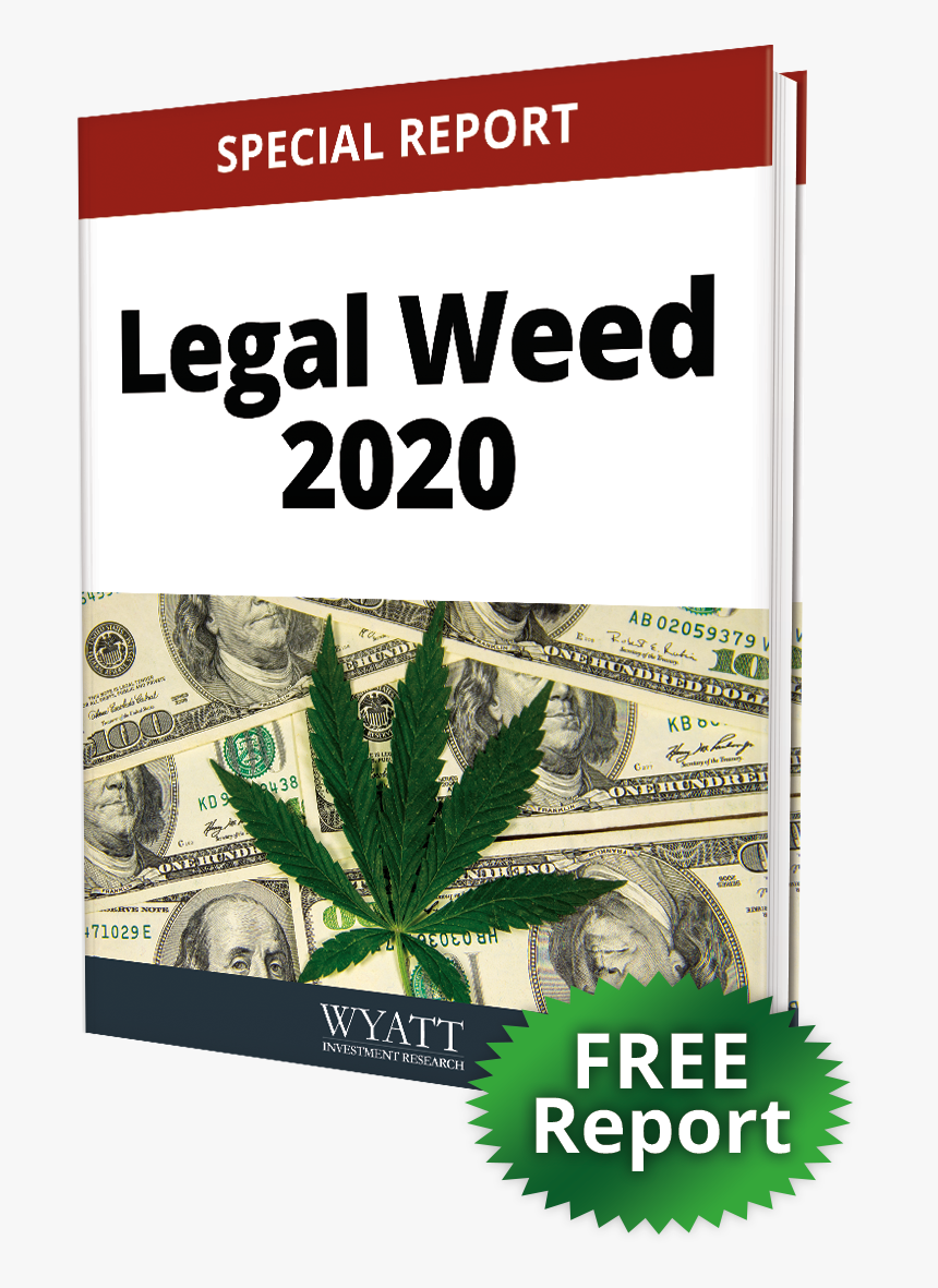Marijuana Stock Report - 100 Dollar Bill, HD Png Download, Free Download