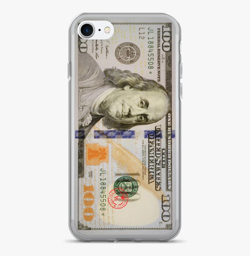 Transparent 100 Dollar Bill Png - Dollars In Back Pocket, Png Download, Free Download