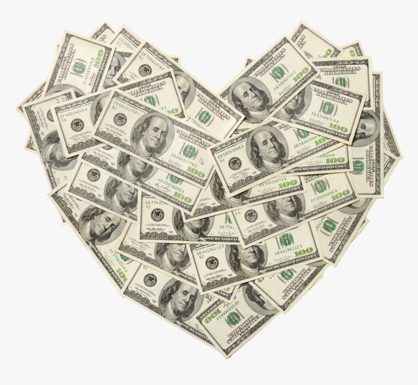 Heart Broken With Money, HD Png Download, Free Download