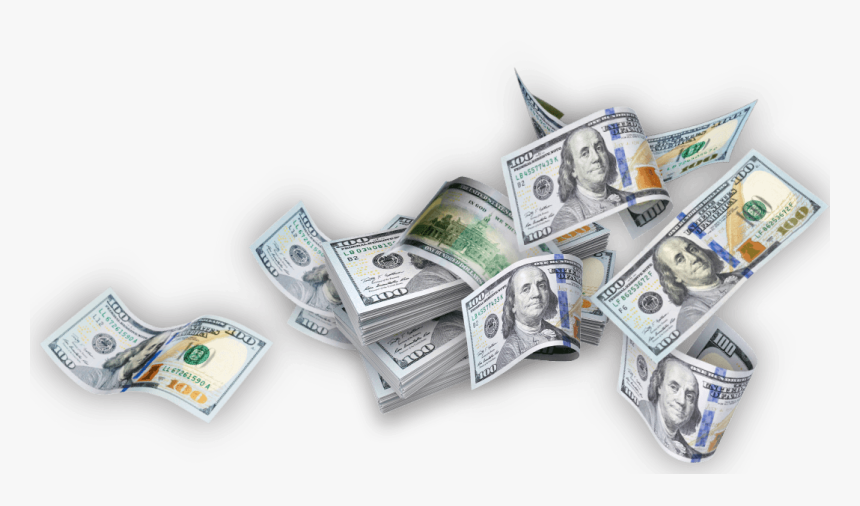 New 100 Dollar Bill, HD Png Download, Free Download