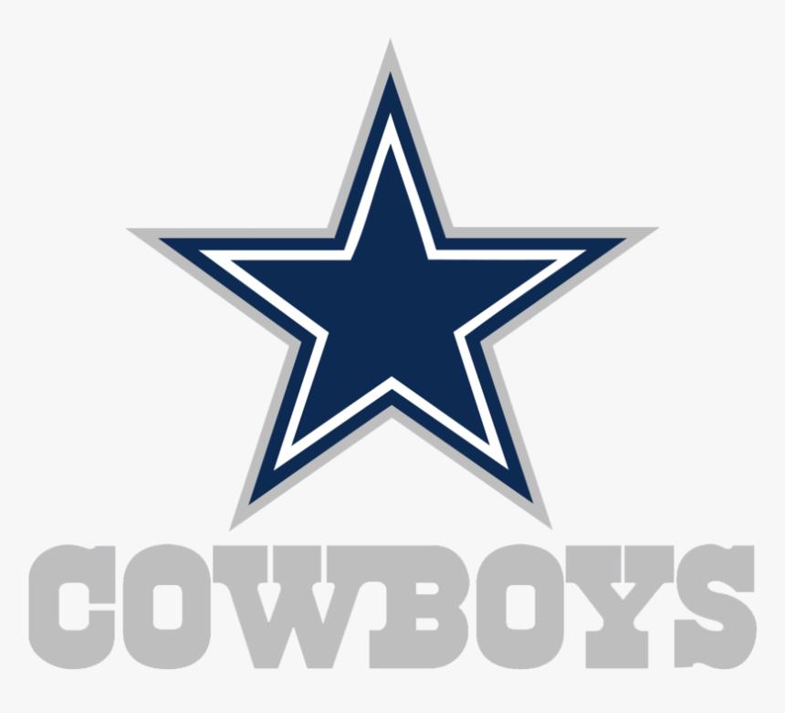 Dallas Cowboys Clipart Emblem - Logo Transparent Dallas Cowboys, HD Png Download, Free Download