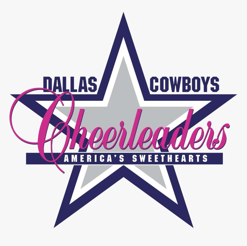 Transparent Dallas Cowboys Clipart - Dallas Cowboys Cheerleaders, HD Png Download, Free Download