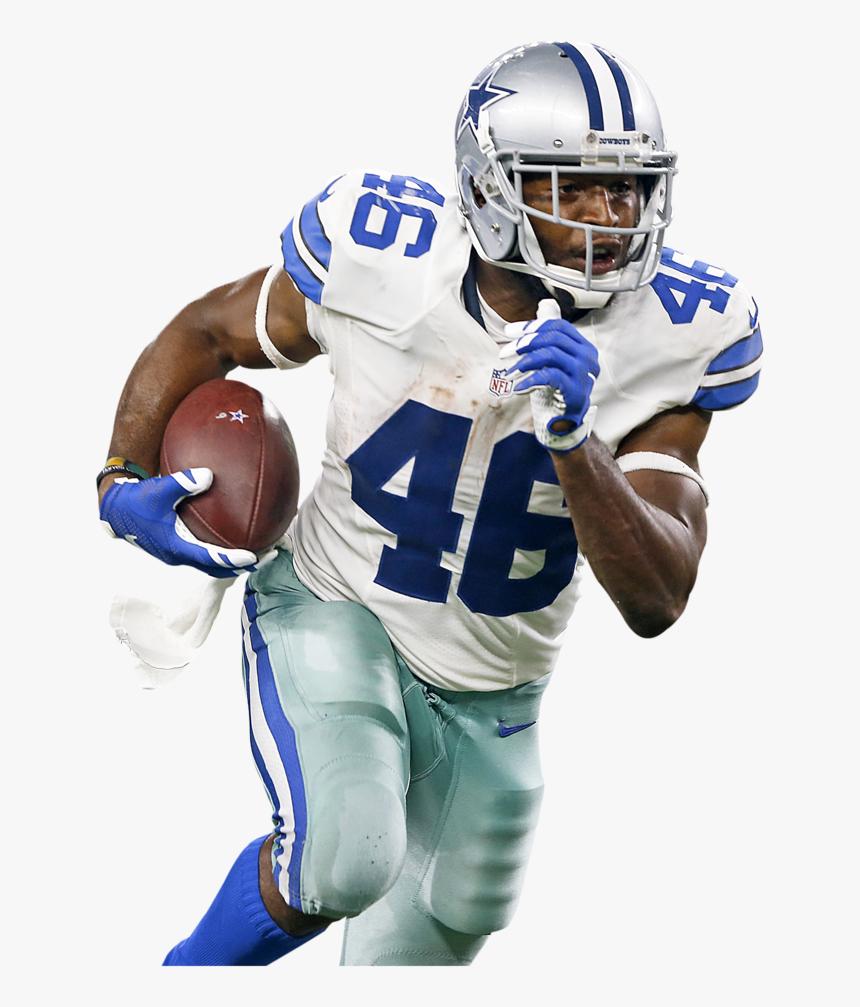 Dallas Cowboys Jugador Png , Png Download - Dallas Cowboys Football Players Png, Transparent Png, Free Download