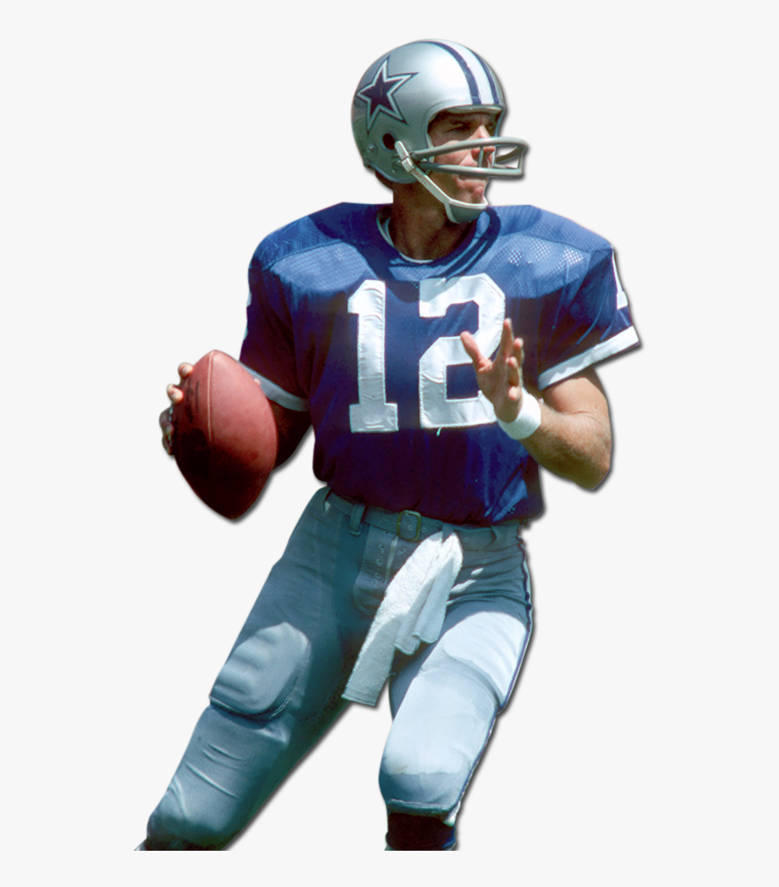 Roger Staubach - Roger Staubach Cut Out, HD Png Download, Free Download