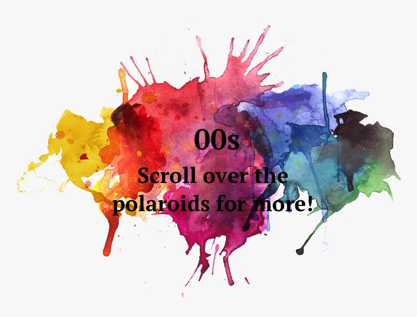 Paint Splatter Png , Png Download - Transparent Background Paint Splash, Png Download, Free Download
